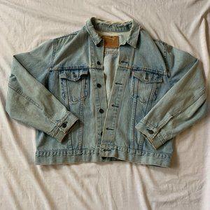 Levis light jean/denim jacket
